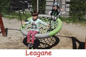 Leagane