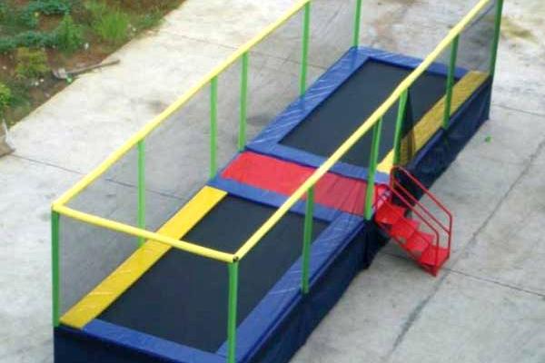 Echipament joaca-Trambulina-10x5x2.3m