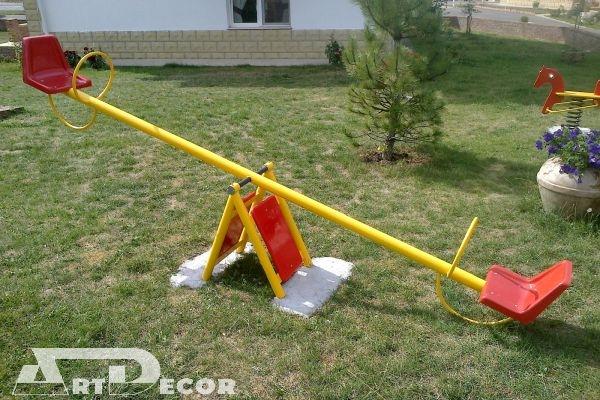 Echipamente de joaca pentru parcuri - Balansoar