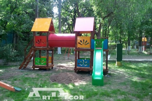 Echipament de joaca pentru copii