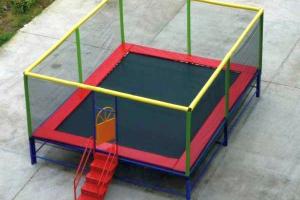 Trambulina - 4x5x2.3m