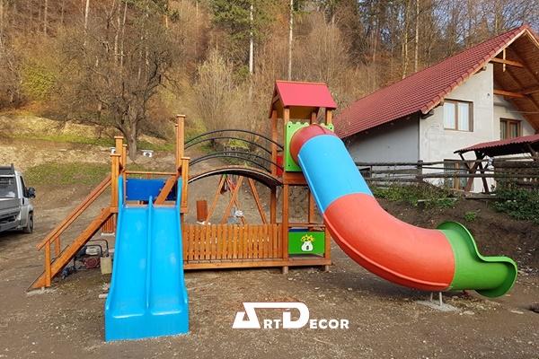 Ansamblu de joaca pentru copii