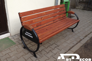 Banci stradale-mobilier stradal