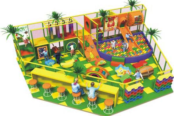 Echipamente de joaca pentru interior