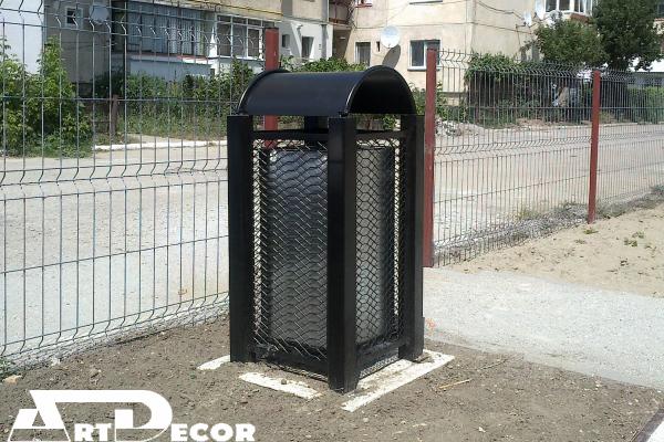 cosuri de gunoi -stradal-urban