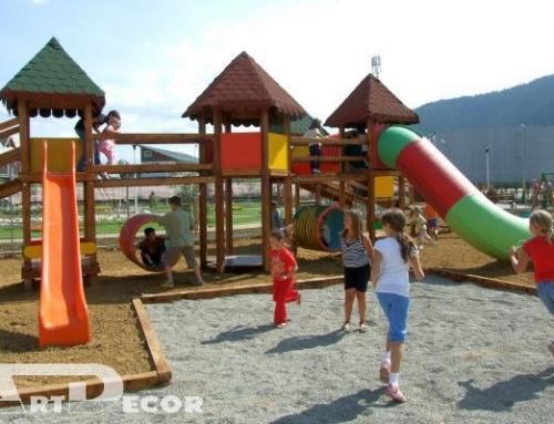 Parc Sacele