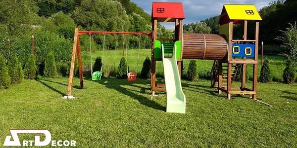 Echipamente de joaca pentru parcuri