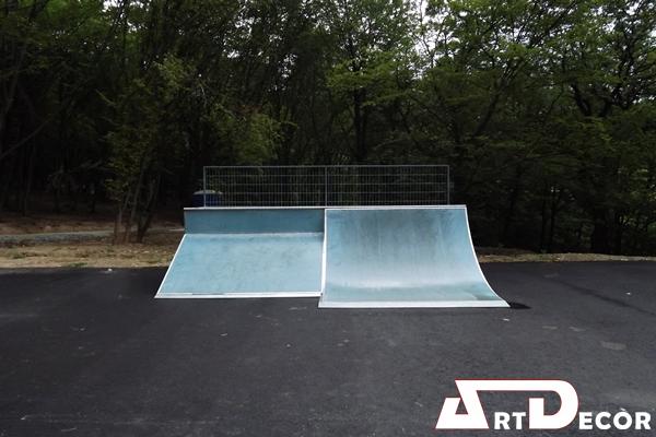 Skateboard - mobilier urban