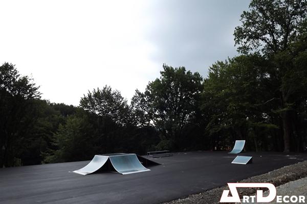 Parc pentru skateri