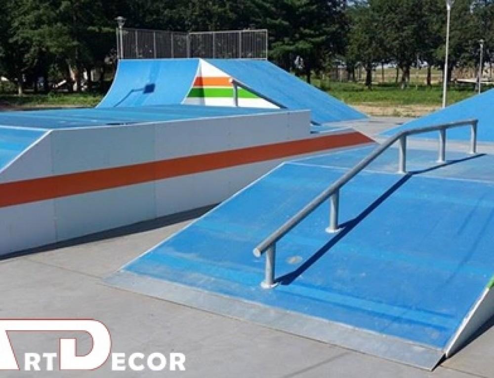 Skateparc Art Decor