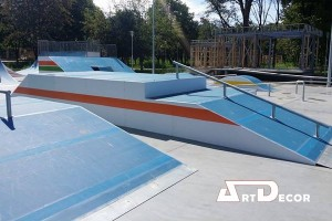 Platforma Skateboard - Skatey P