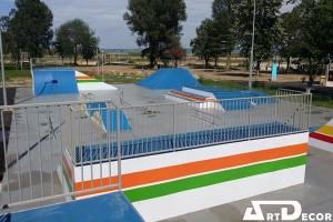 Platforma Skateboard - Bulit-scop