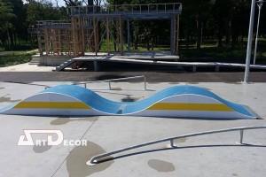 Platforma Skateboard - Skateboarding