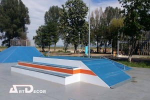 Platforma Skateboard - Parcuri