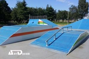 Platforma Skateboard