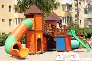Complexe de joaca - Castel