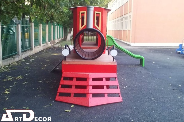 Locomotiva Art Decor