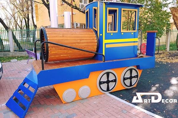 Locomotiva pentru copii