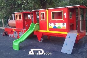 Locomotiva parcuri