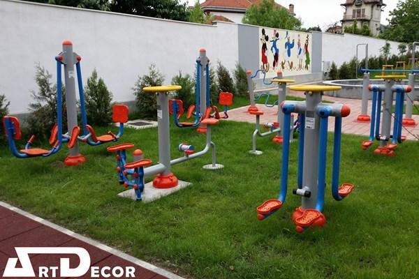aparate fitness exterior echipamente pentru forta fitness in parcuri