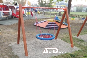 Leagane cuib pentru parcuri