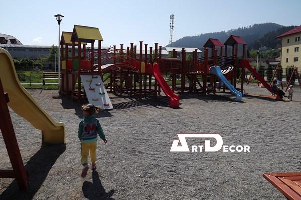 Parc - Mobilier joaca copii