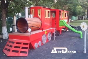 Locomotiva Art Decor
