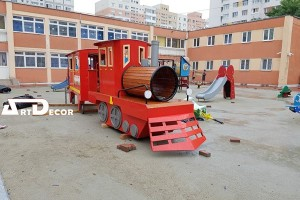 Loc de joaca Sectorul 3 - Trenulet copii