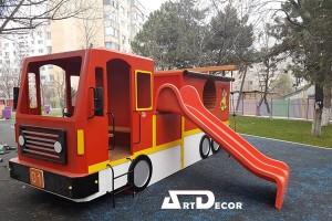 Echipament Masina Pompieri