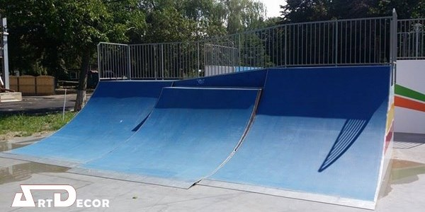 Platforme skateboarding
