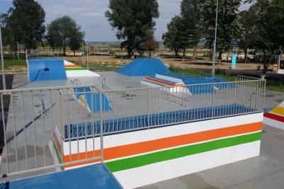 parc skateboarding