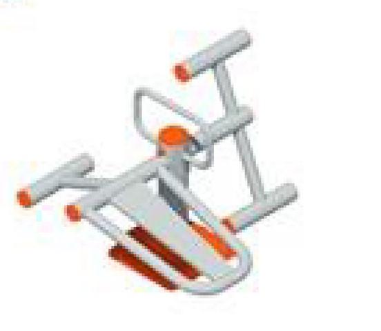Aparat fitness pentru abdomen A8