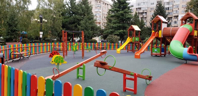 Parcuri pentru copii