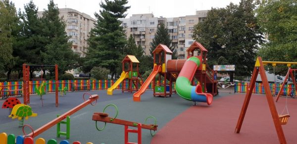Echipamete de joaca - Fabricat in Romania