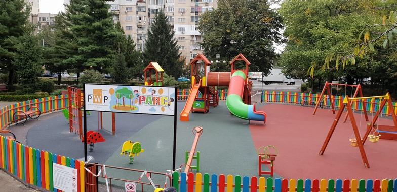 Parc Ploiesti - Parcuri pentru copii