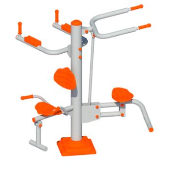 Aparat fitness complex A16