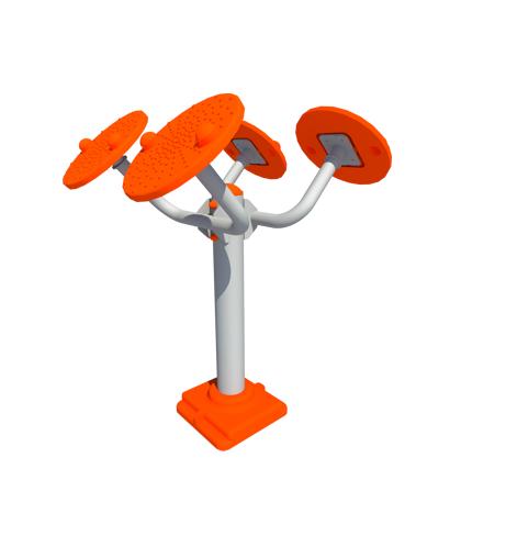 Aparat fitness tip volane A5
