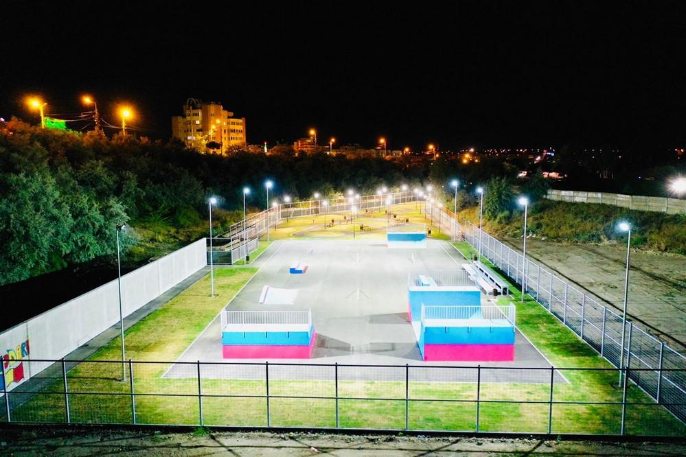 Skatepark-uri