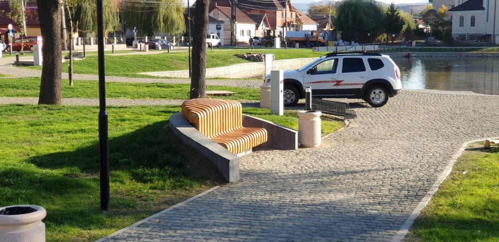 banci pentru parcuri
