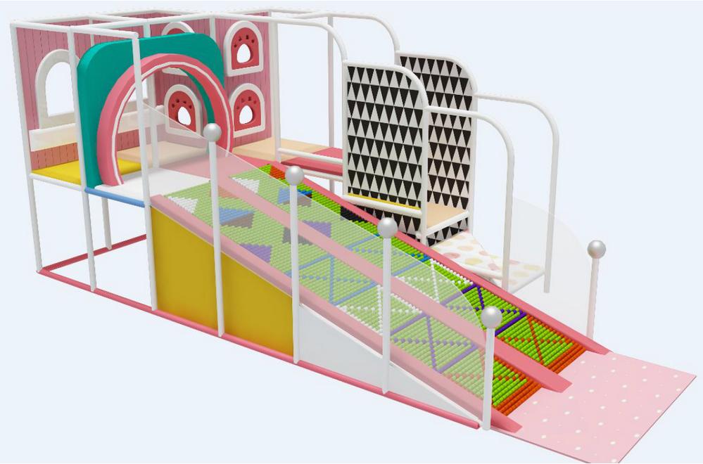 Echipamente indoor pentru copii