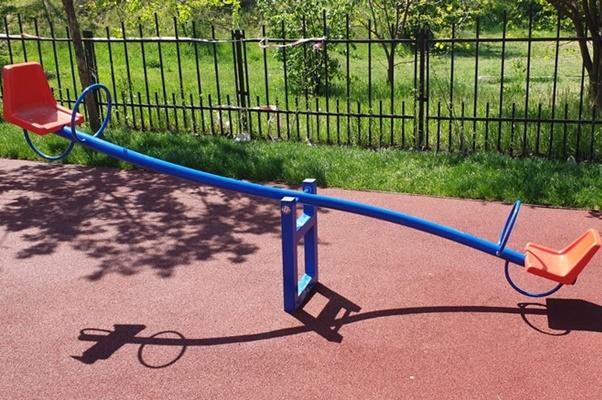 Balansoare parcuri