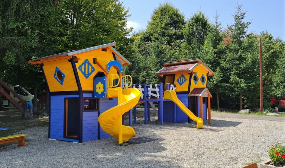 Parc Copii Albota